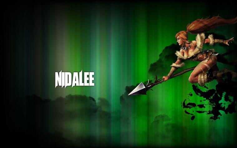 Nidalee Wallpaper Nidalee 760x475