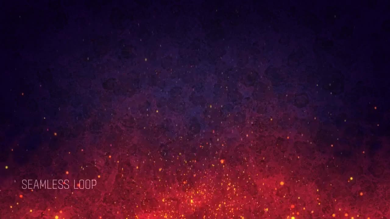 Abstract Fire Background   Stock Motion Graphics Motion Array 1280x720