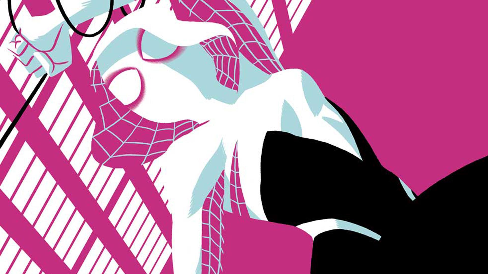 Spider gwen wallpaper