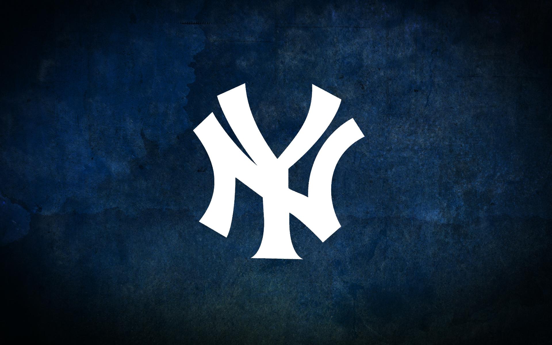 New York Yankees Logo Wallpaper 1920x1200
