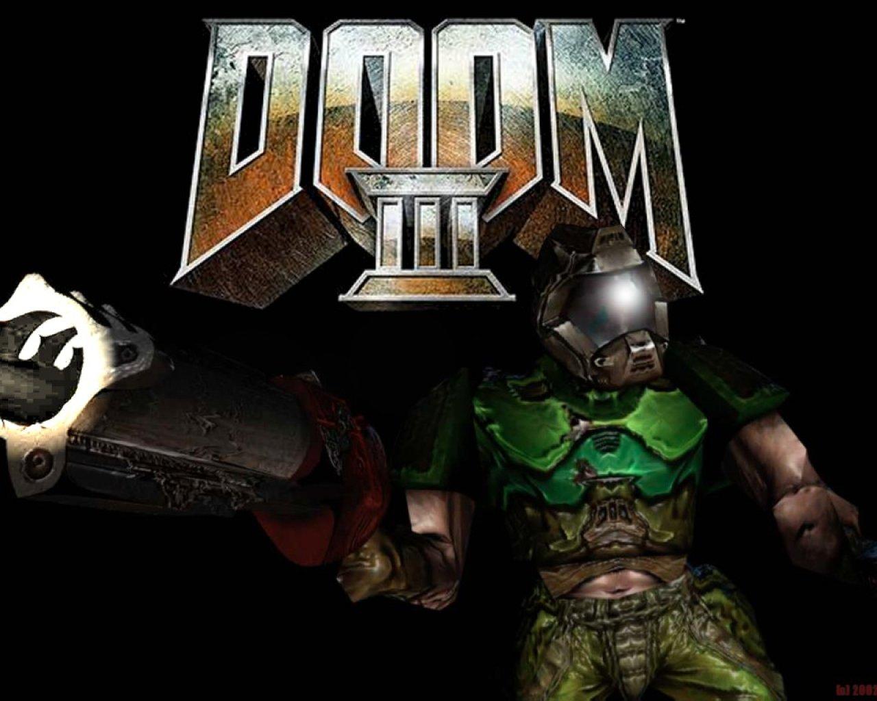 Doom 3 Wallpapers HD desktop Backgrounds Wide 1280x1024