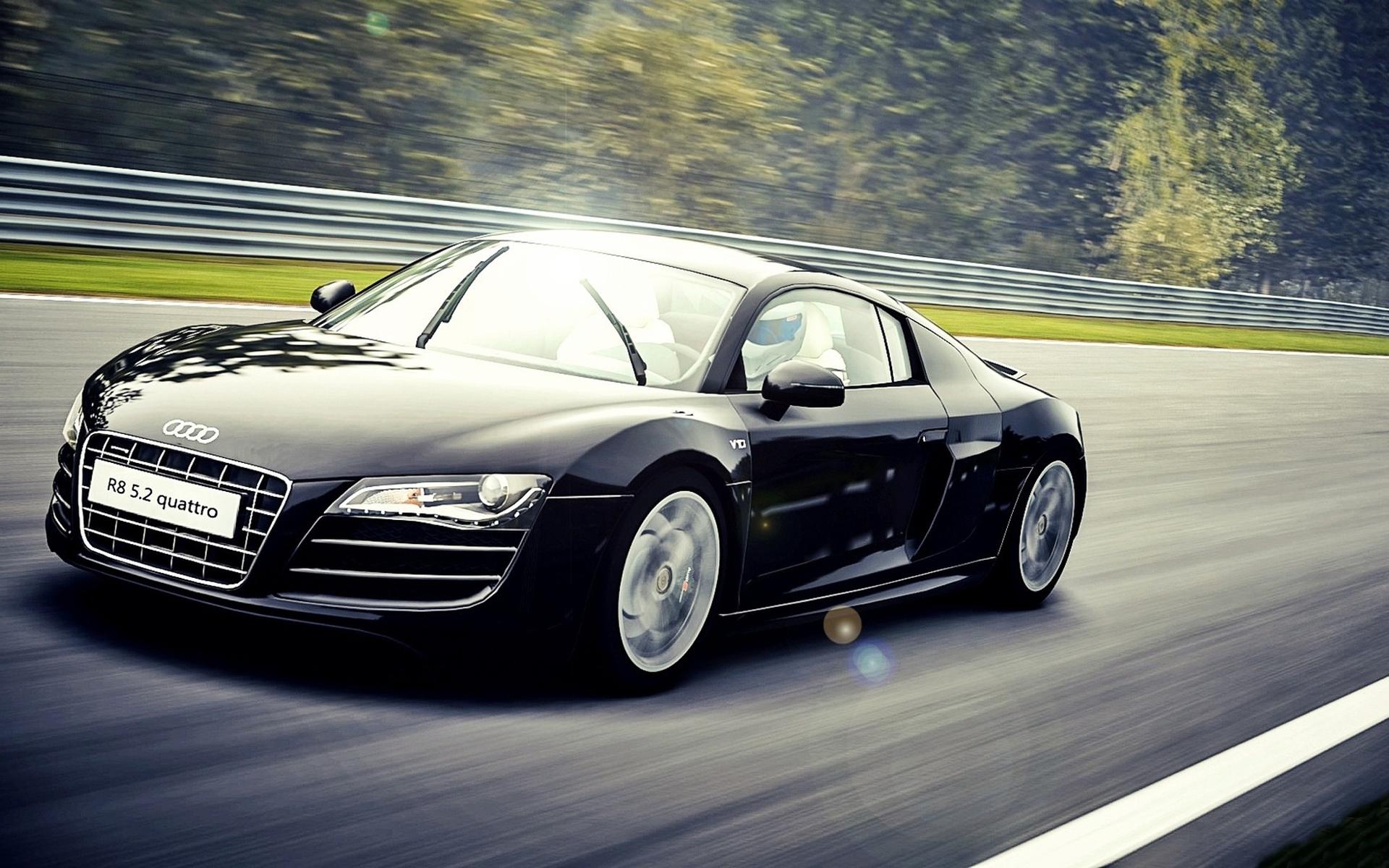 где можно фото красивых автомобилей ауди выполнен