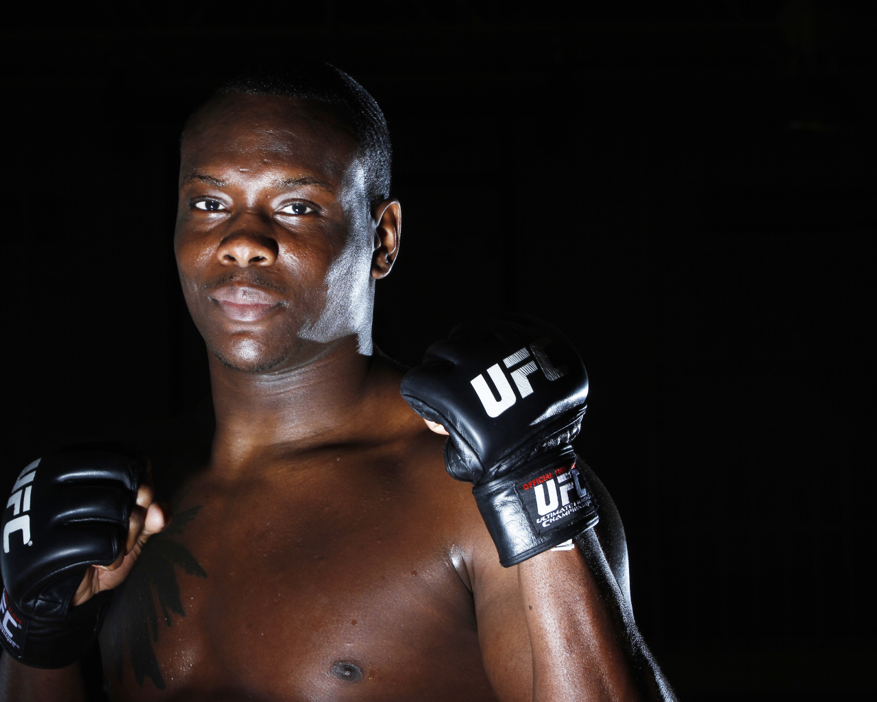 Ovince Saint Preux Ultimate Fighting Championship Fighter HD 4K 1280x1024