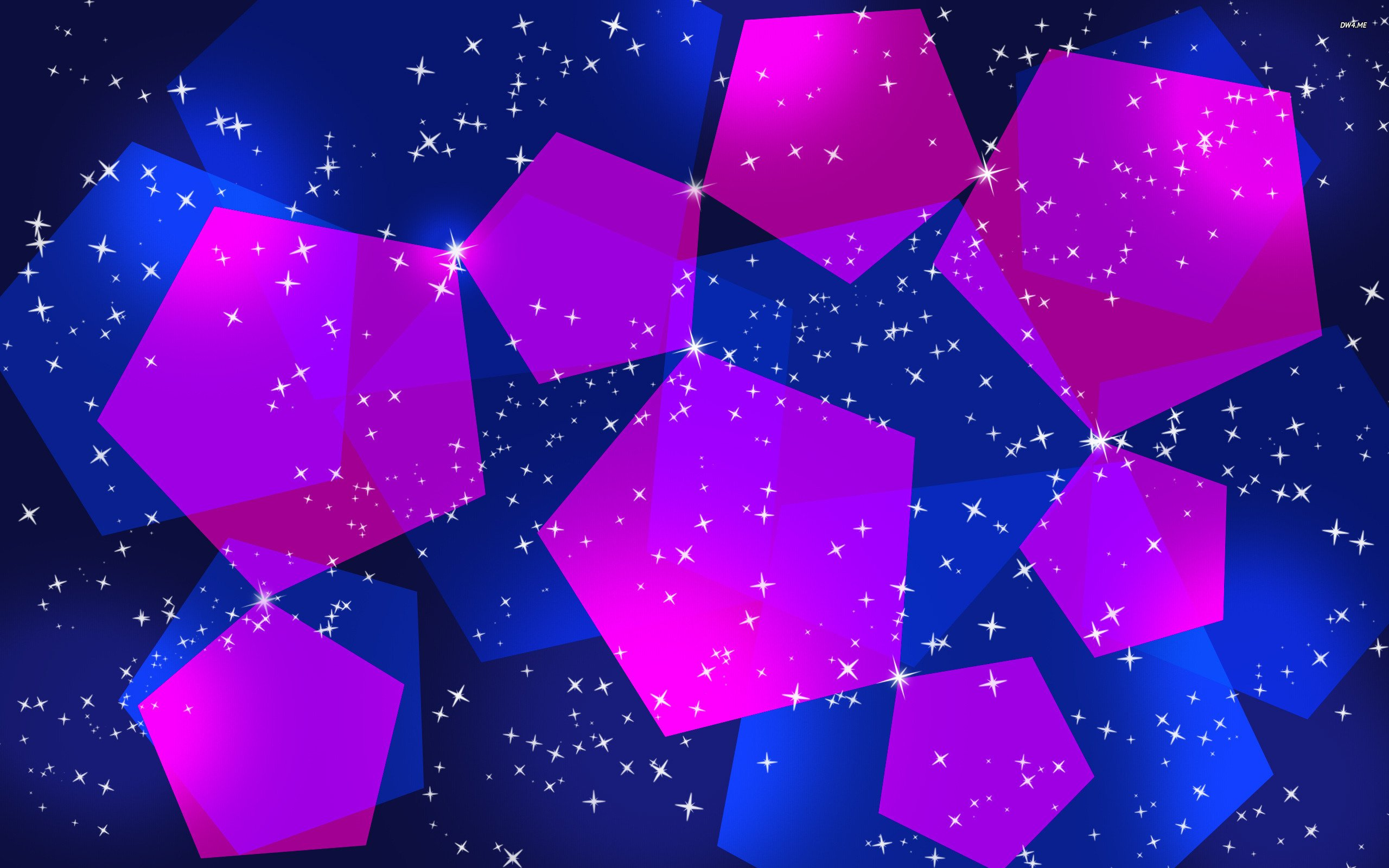 Free Download Blue And Pink Pentagons Wallpaper Abstract Wallpapers 497 2560x1600 For Your Desktop Mobile Tablet Explore 46 Blue And Pink Wallpaper Blue Color Background Wallpaper Blue And Brown
