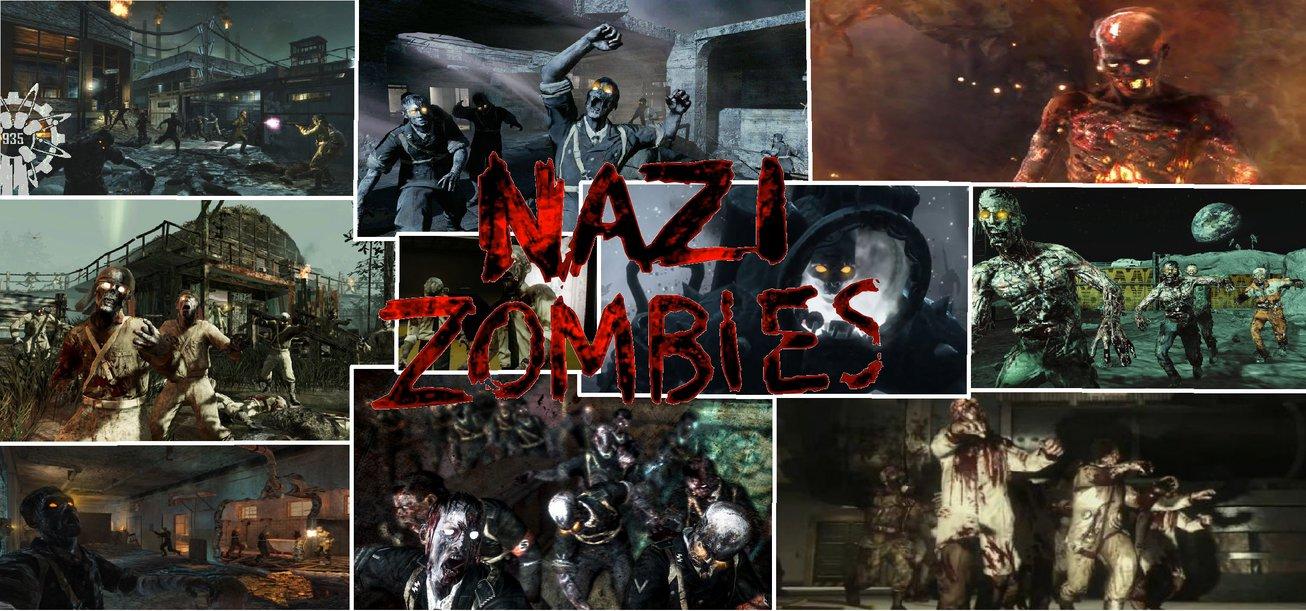 Nazi Zombies Wallpaper by NaziZombiesKiller 1306x611