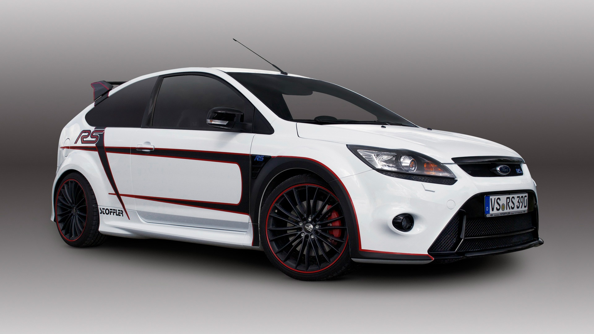 Ford Focus Rs Stoffler wallpaper   220002 1920x1080