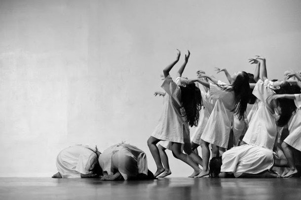 Black and white ballet wallpaper wallpapersafari for Modern black and white photography
