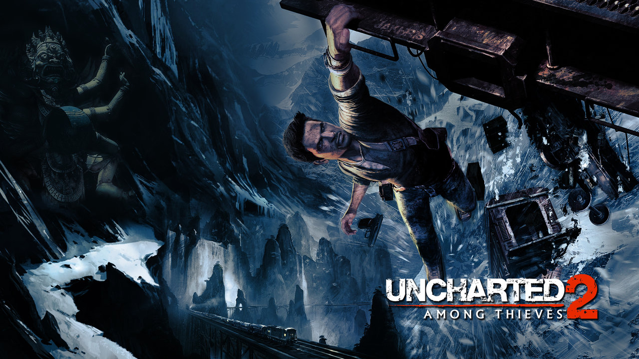 Uncharted 2 wallpaper by JaKhris 1280x720