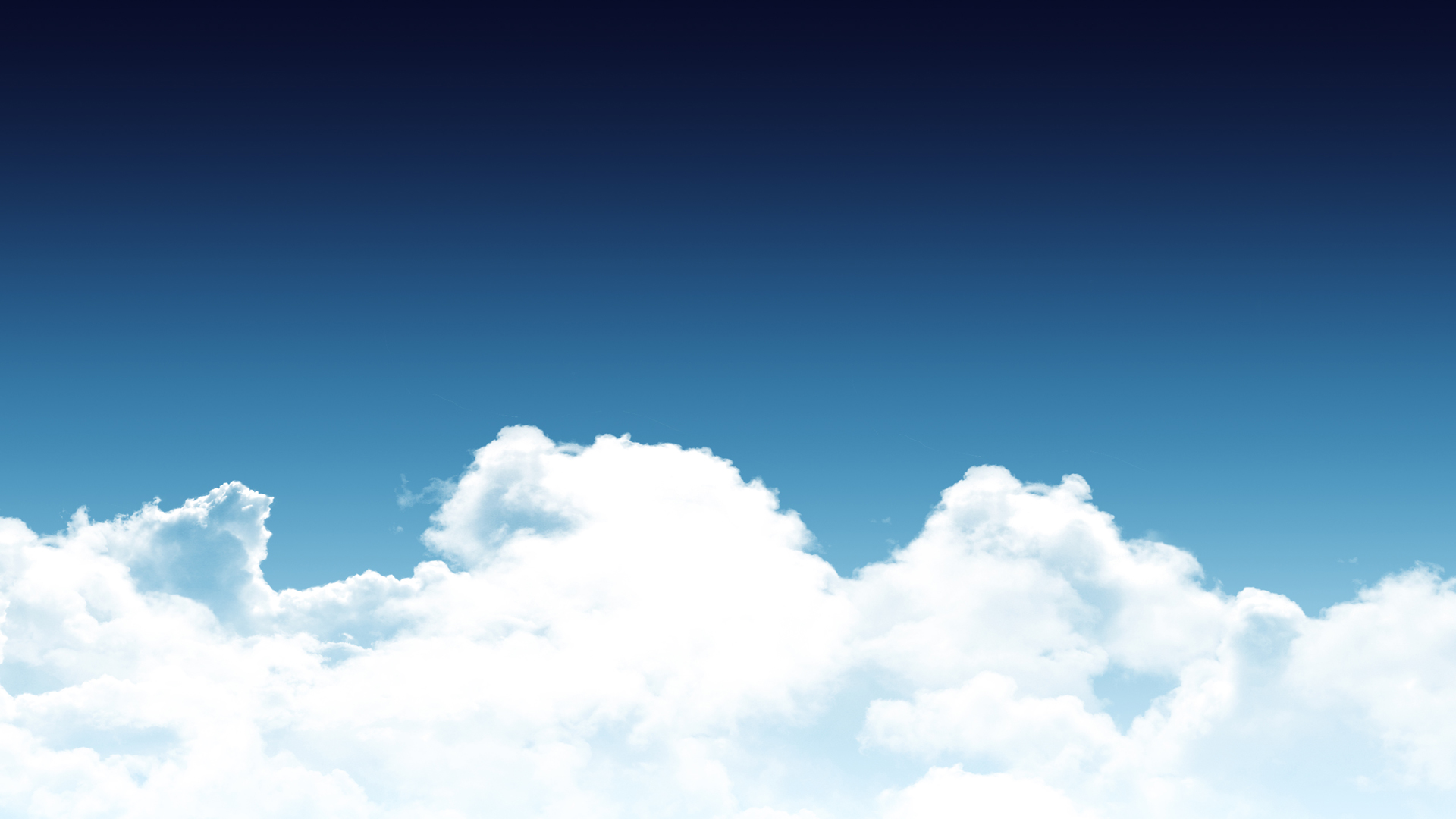 Clouds Simple Summer HD Wallpaper Theme Bin   Customization HD 1920x1080