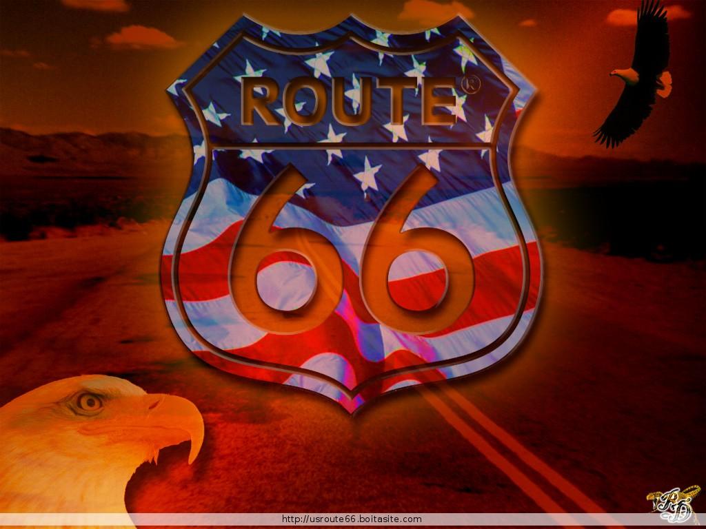 route 66 wallpaper   La Route 66 en images 1024x768