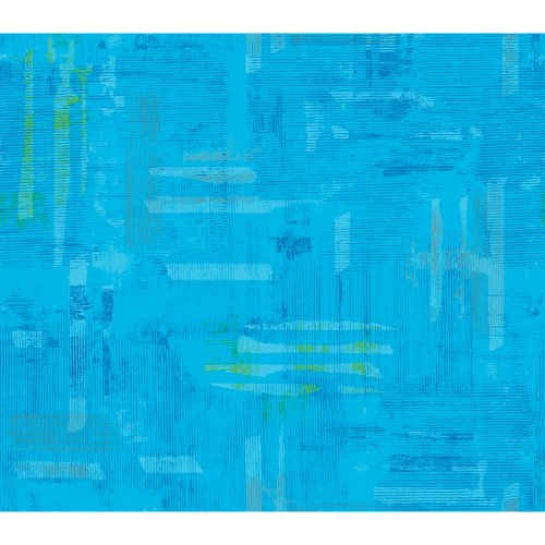 Disney Home DF059802 Funky Texture Wallpaper Blue 205 Inch Wide 500x500