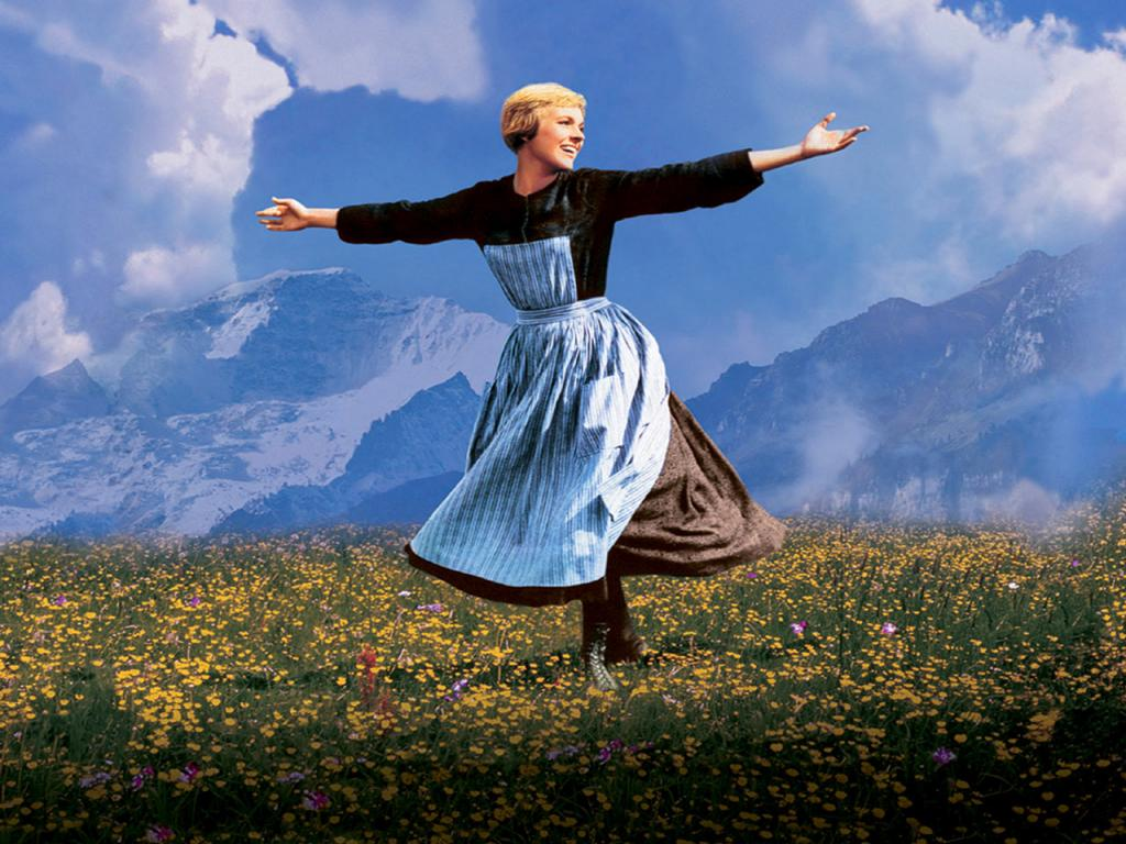 47 Sound Of Music Wallpaper On Wallpapersafari
