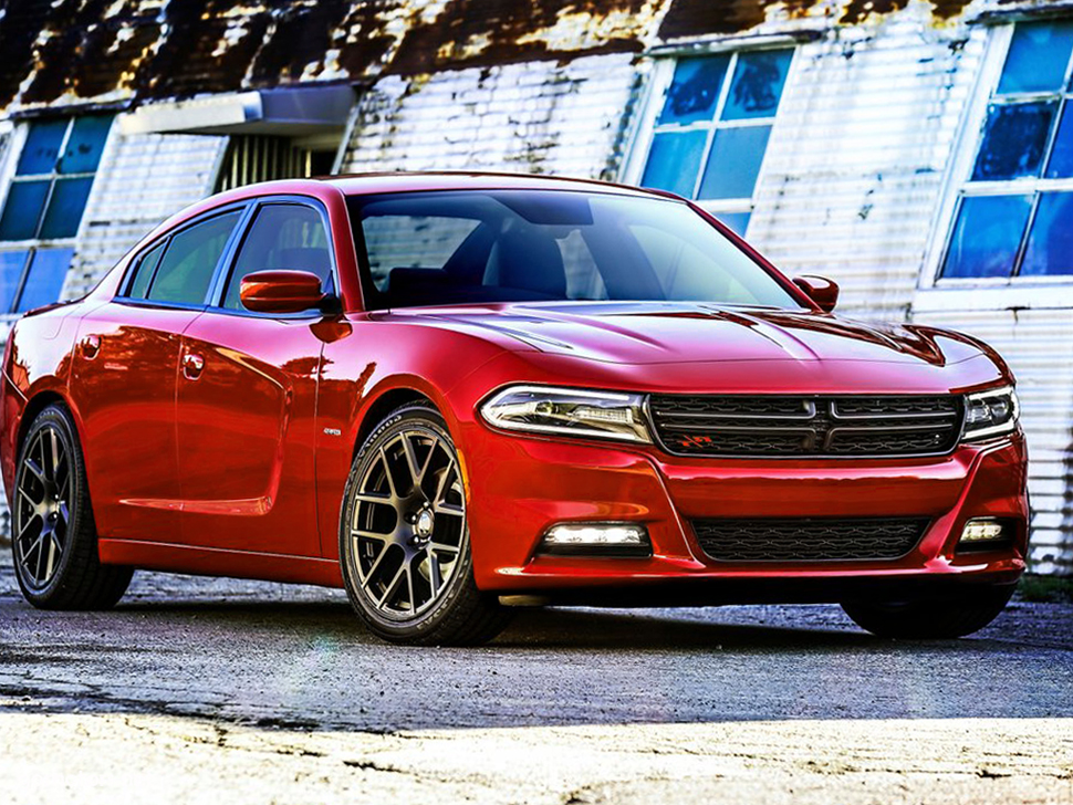 Dodge Charger 970x728