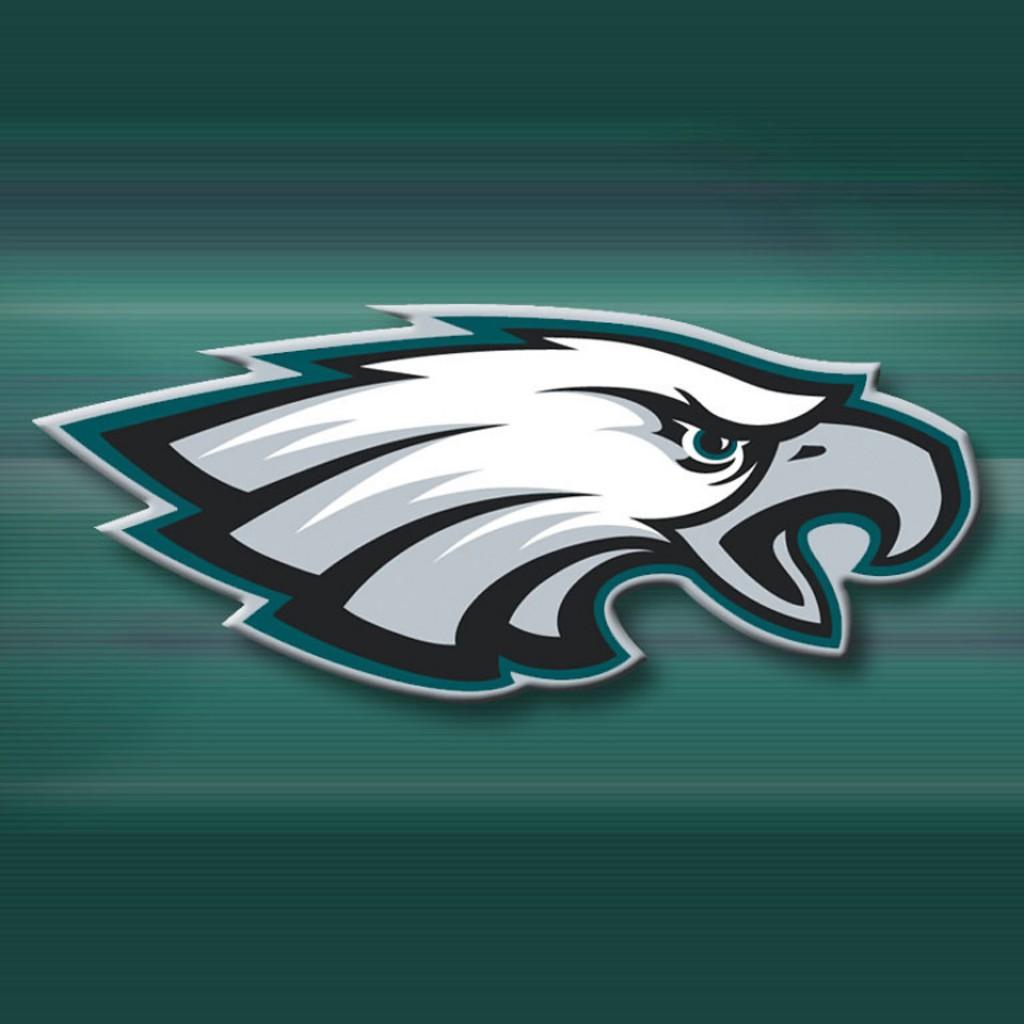 Philadelphia Eagles Wallpaper HD Logo 1024x1024