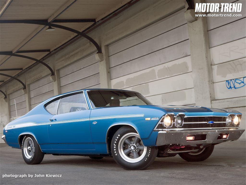 1969 Yenko Chevelle Wallpaper Gallery   Motor Trend Classic 1024x768