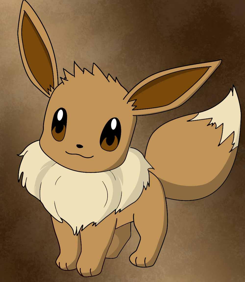Eevee Pokemon Wallpaper - WallpaperSafari