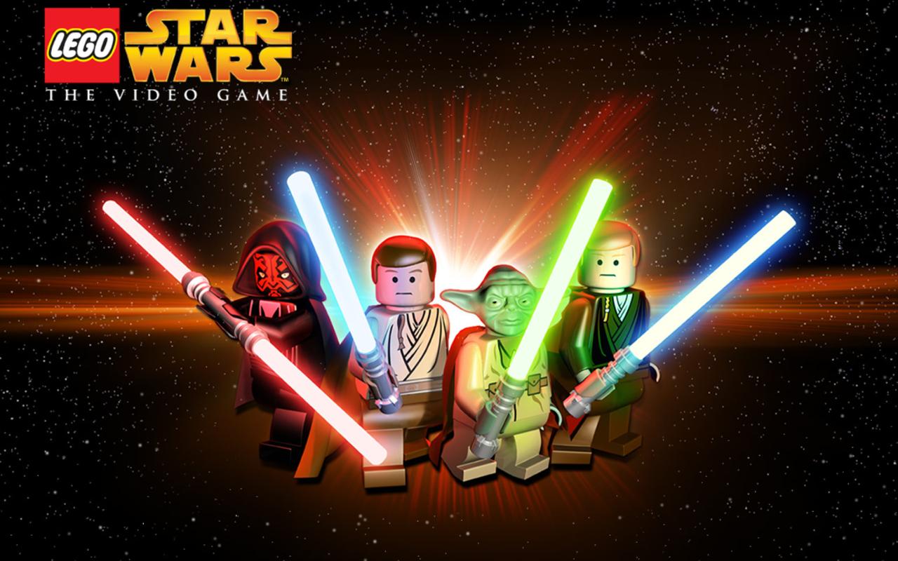 Lego Star Wars Background wallpaper Lego Star Wars Background hd 1280x800