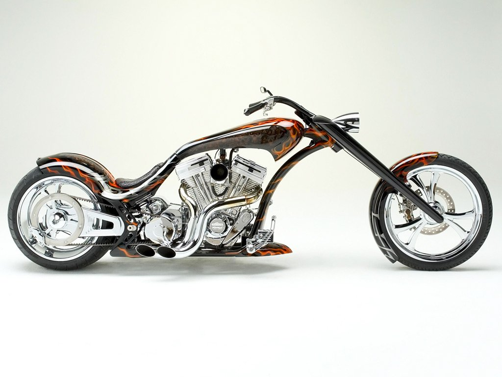 Cool Desktop Wallpapers Pictures Chopper Bikes Desktop Wallpapers 1024x768