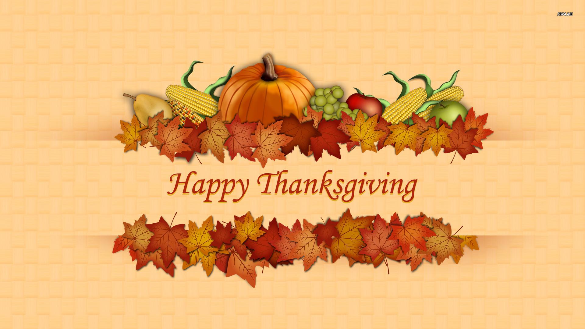 Thanksgiving Desktop Wallpaper Backgrounds 1920x1080
