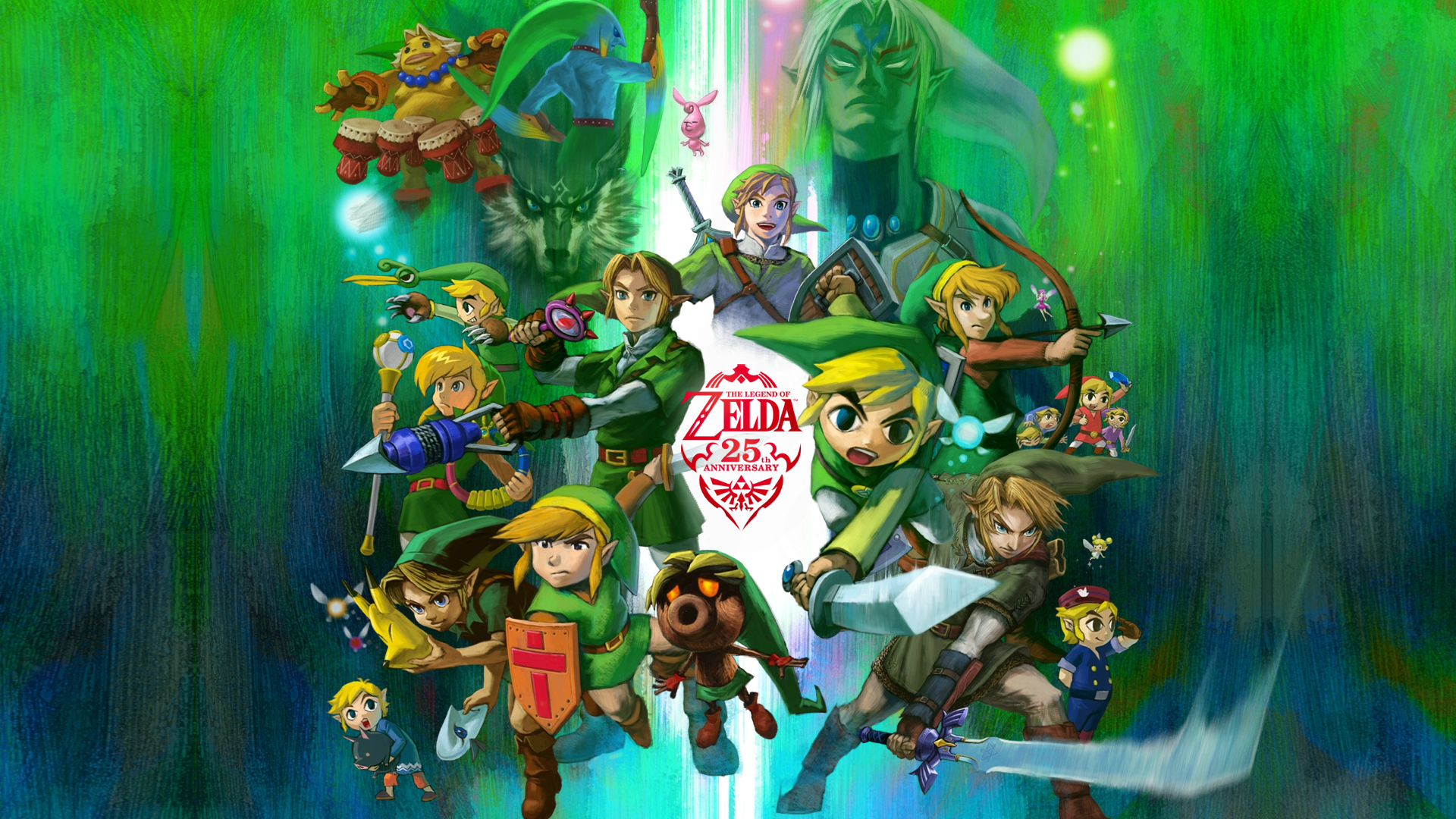 The Legend of Zelda Wallpaper HD Wallpapers Backgrounds Images 1920x1080