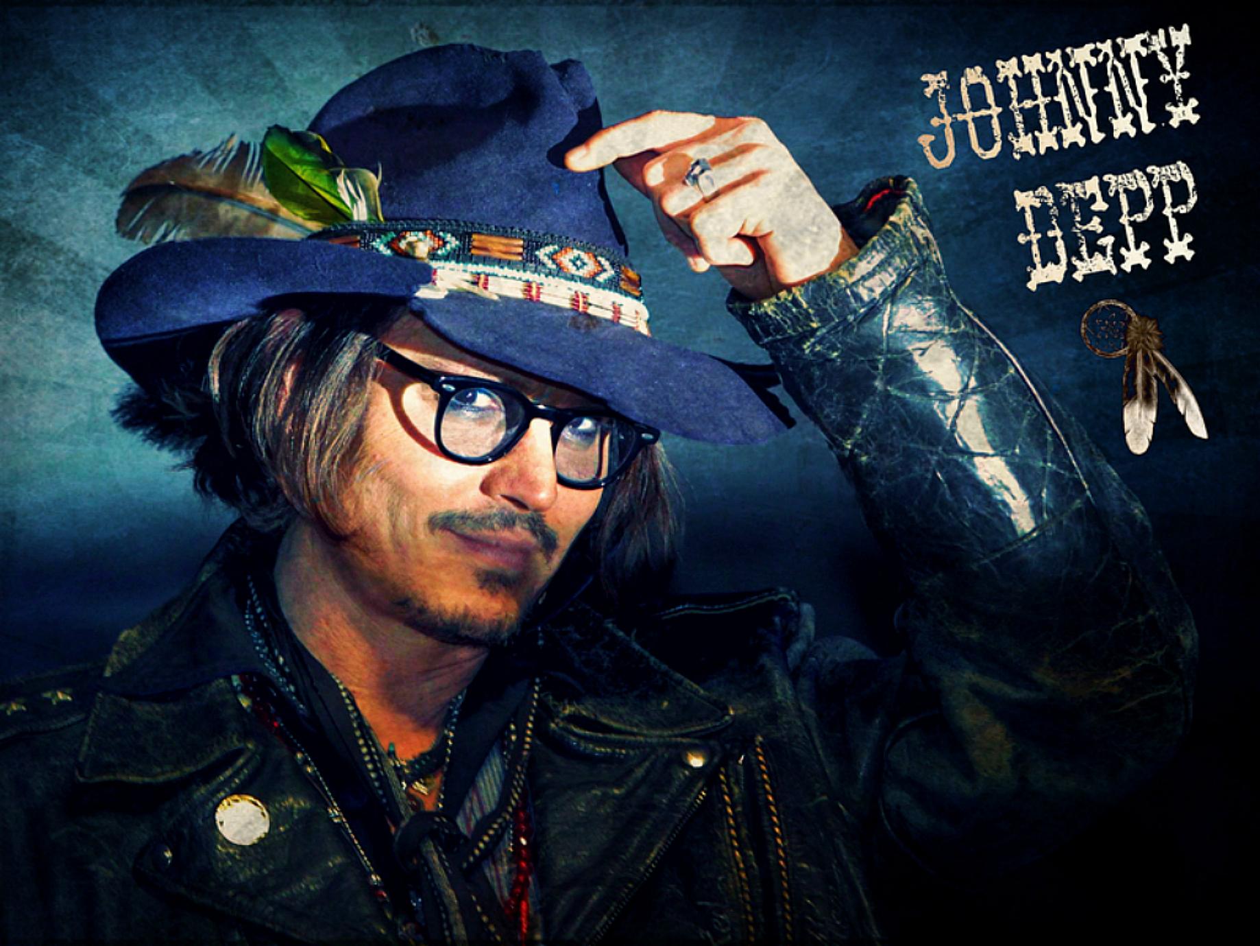 JD Wallpaper   Johnny Depp Photo 30831836 1838x1379