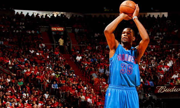 Kevin Durant Is Chasing History SLAMonline 630x378