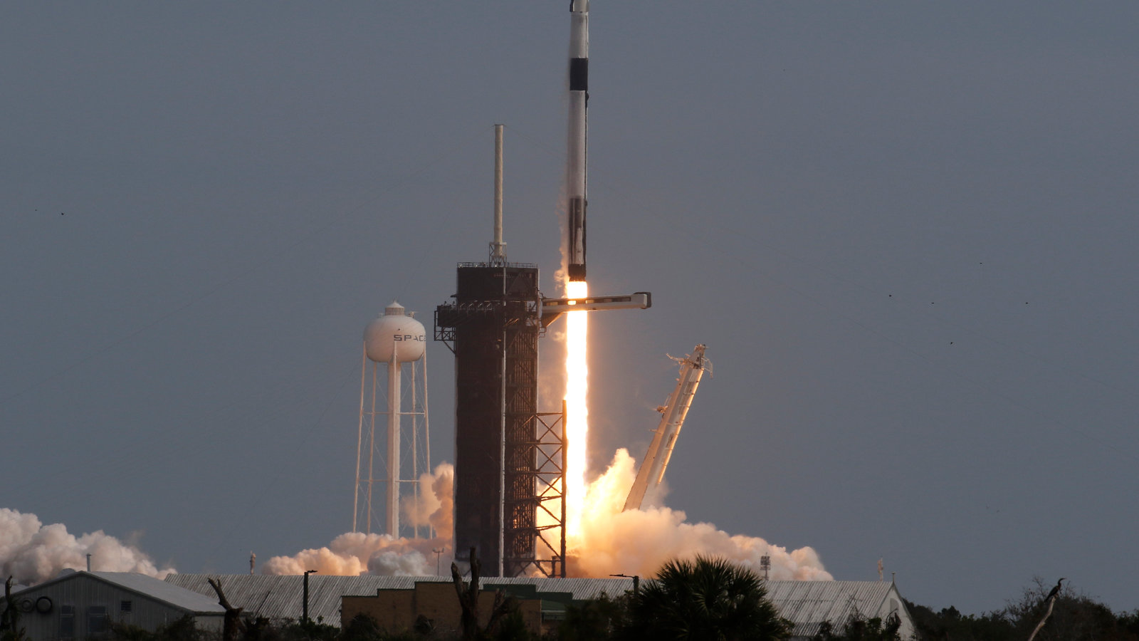 SpaceX Launch Highlights From the Crew Dragon Safety Test   The 1600x900