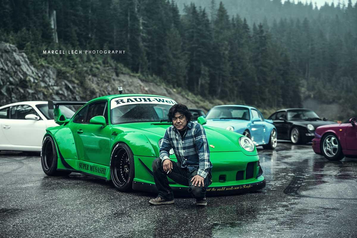 Akira Nakai Rwb Porsche   1200x801   Download HD Wallpaper 1200x801