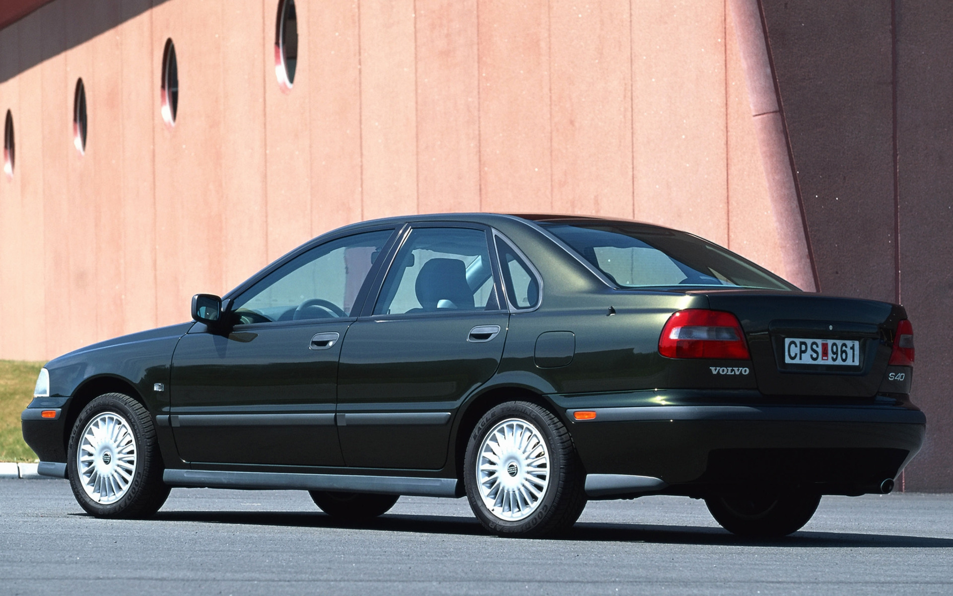 1996 Volvo S40   Wallpapers and HD Images Car Pixel 1920x1200