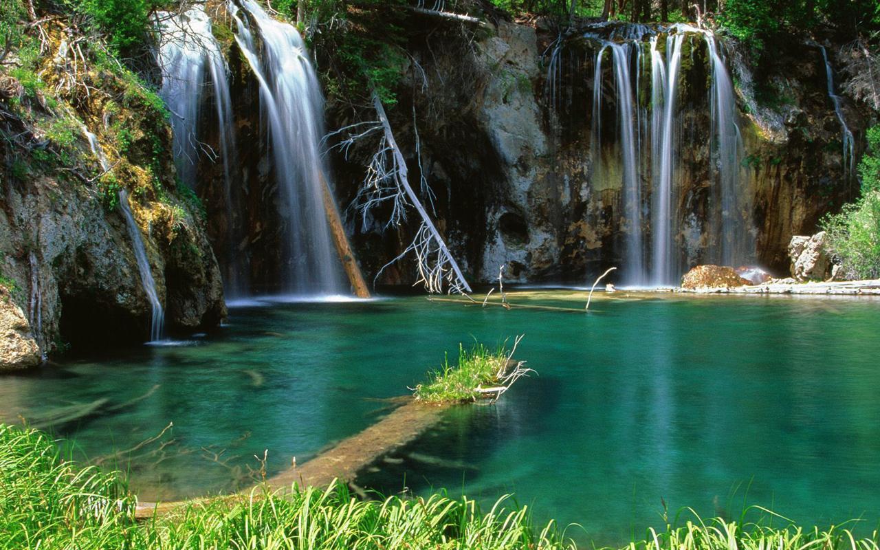 42+ Waterfalls Slideshow Desktop Wallpaper on ...