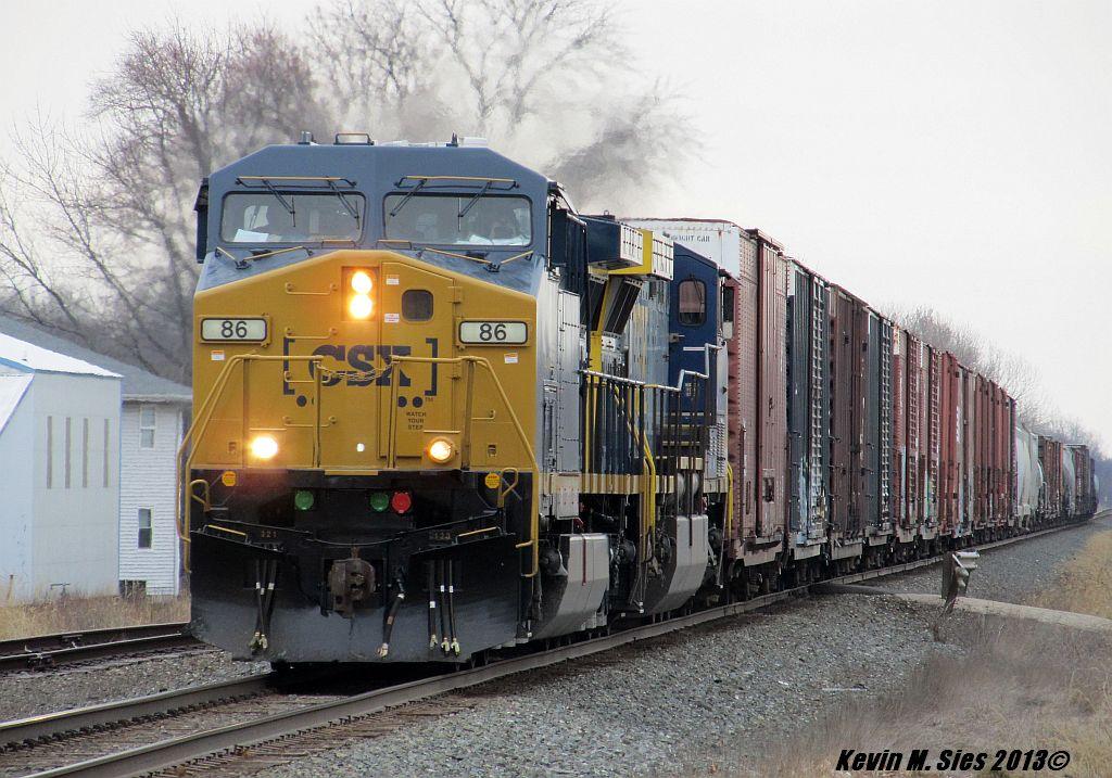 photograph csx train2650 by - photo #8