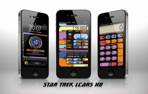 Free download How to Install Star Trek Lcars HD Theme on