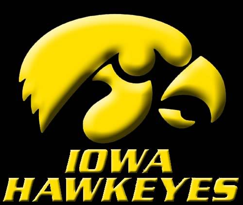 College Iowa Hawkeyes Sports Sport Hawkeye Big Ten Iowa City Kinnick 500x423