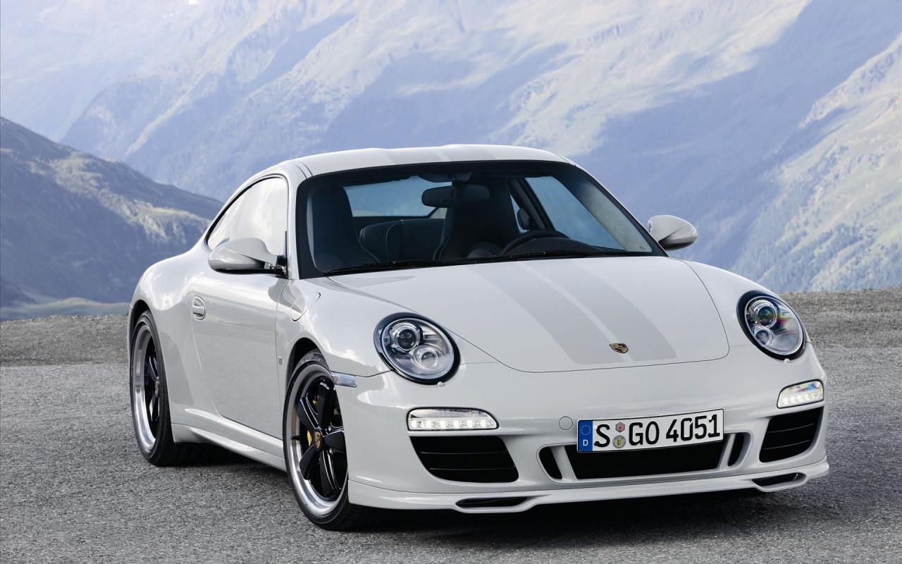 2010 Porsche 911 Sport Classic Wallpaper HD Car Wallpapers 1280x800