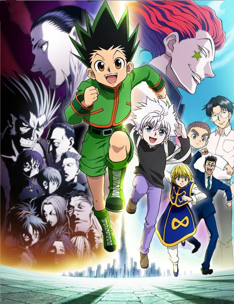 50 Hunter X Hunter 2011 Wallpaper On Wallpapersafari