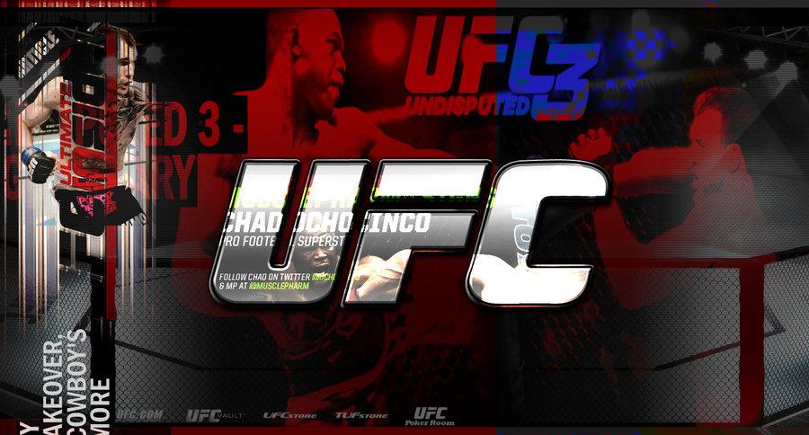 UFC Wallpaper by EvgeniySi 900x484