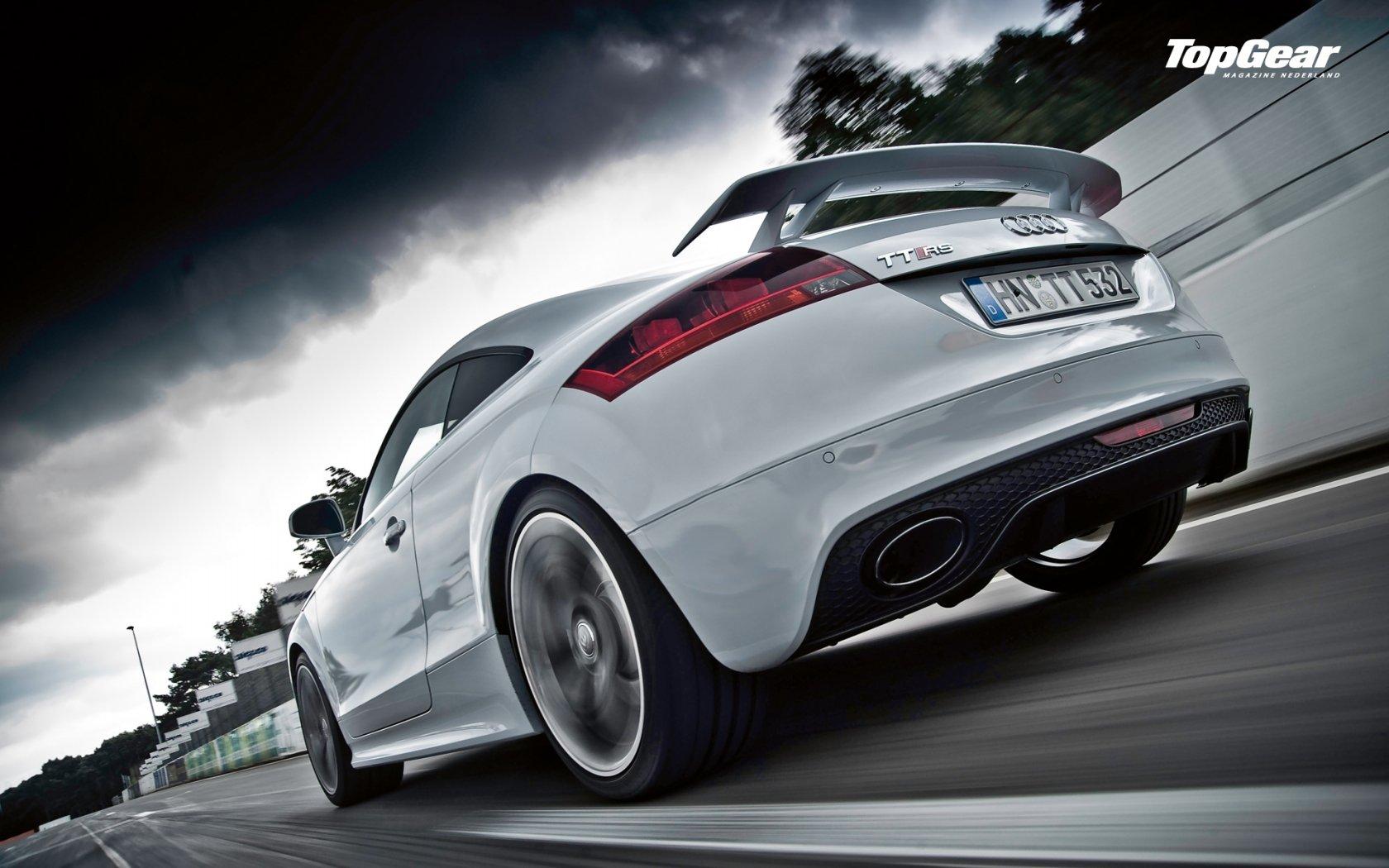 Audi TT RS Wallpaper 1680x1050