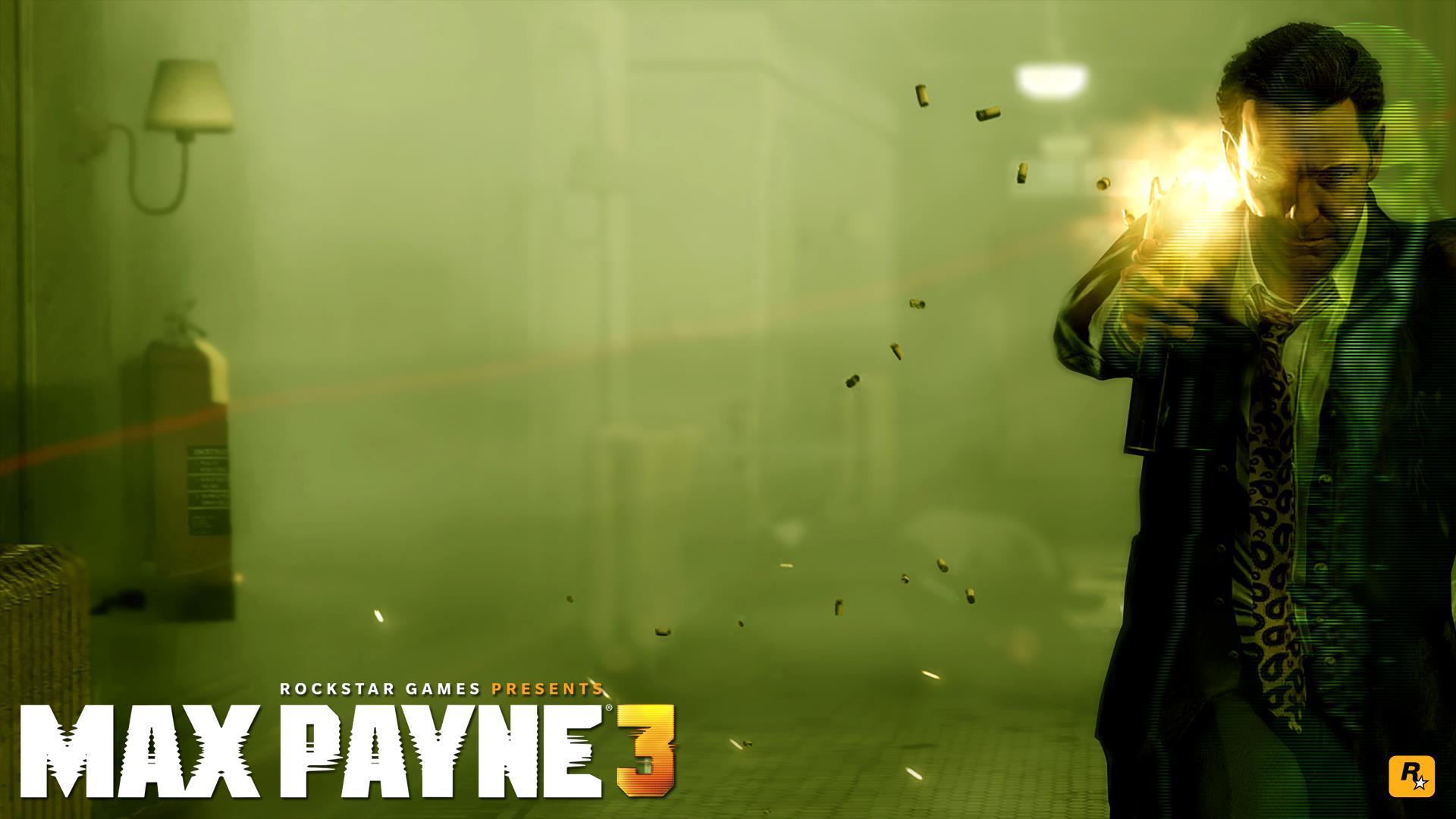 Video Game Max Payne 3 Wallpaper 1920x1080