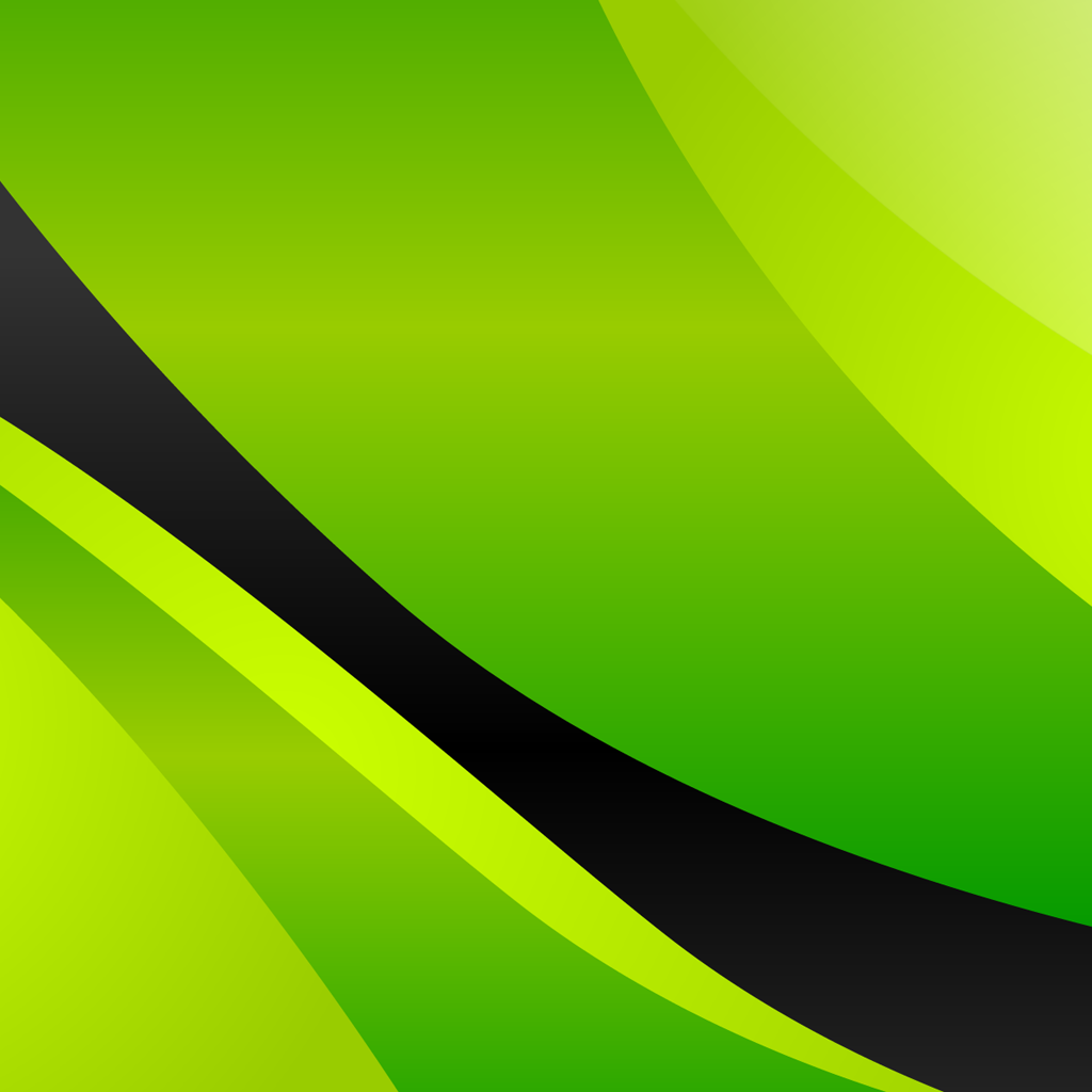 Green and Black iPad Wallpaper ipadflavacom 1024x1024