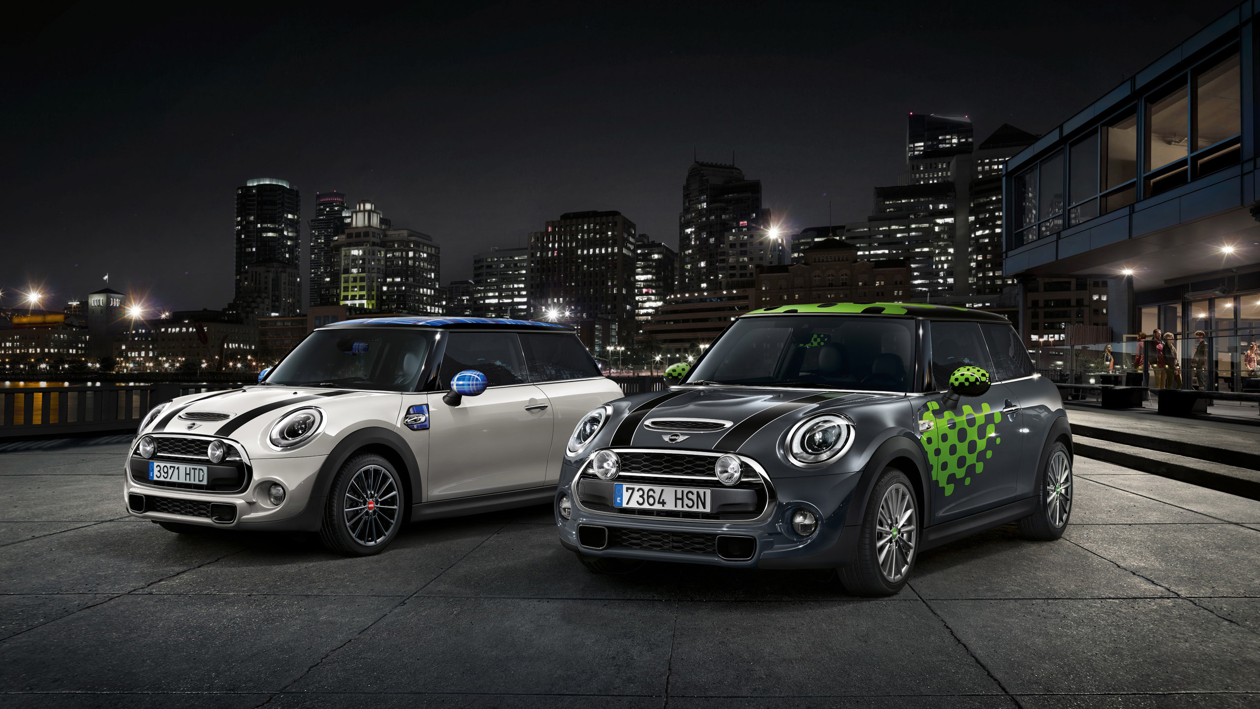 2014 MINI Cooper Accessories Wallpaper HD Car Wallpapers 2560x1440