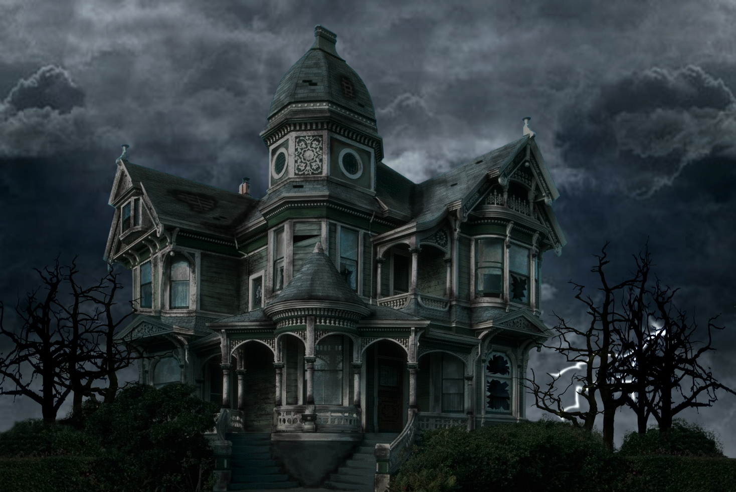 Scary Houses 1468x982