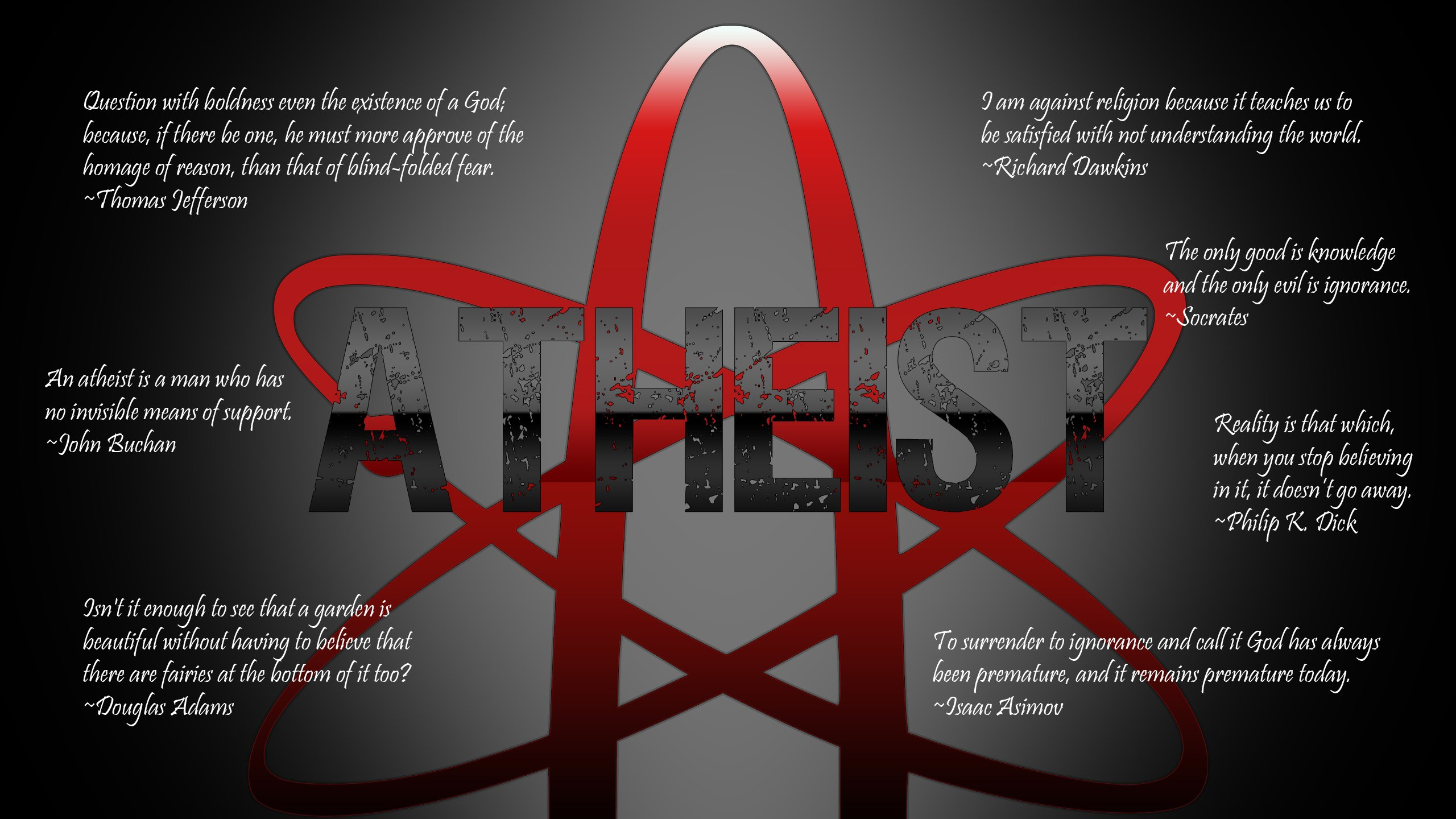 Atheist wallpapers wallpapersafari - Atheist desktop wallpaper ...