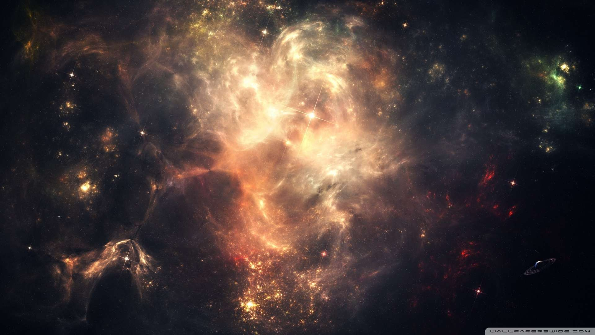 Wallpaper Outer Space Nebulae Wallpaper 1080p HD Upload at February 1920x1080