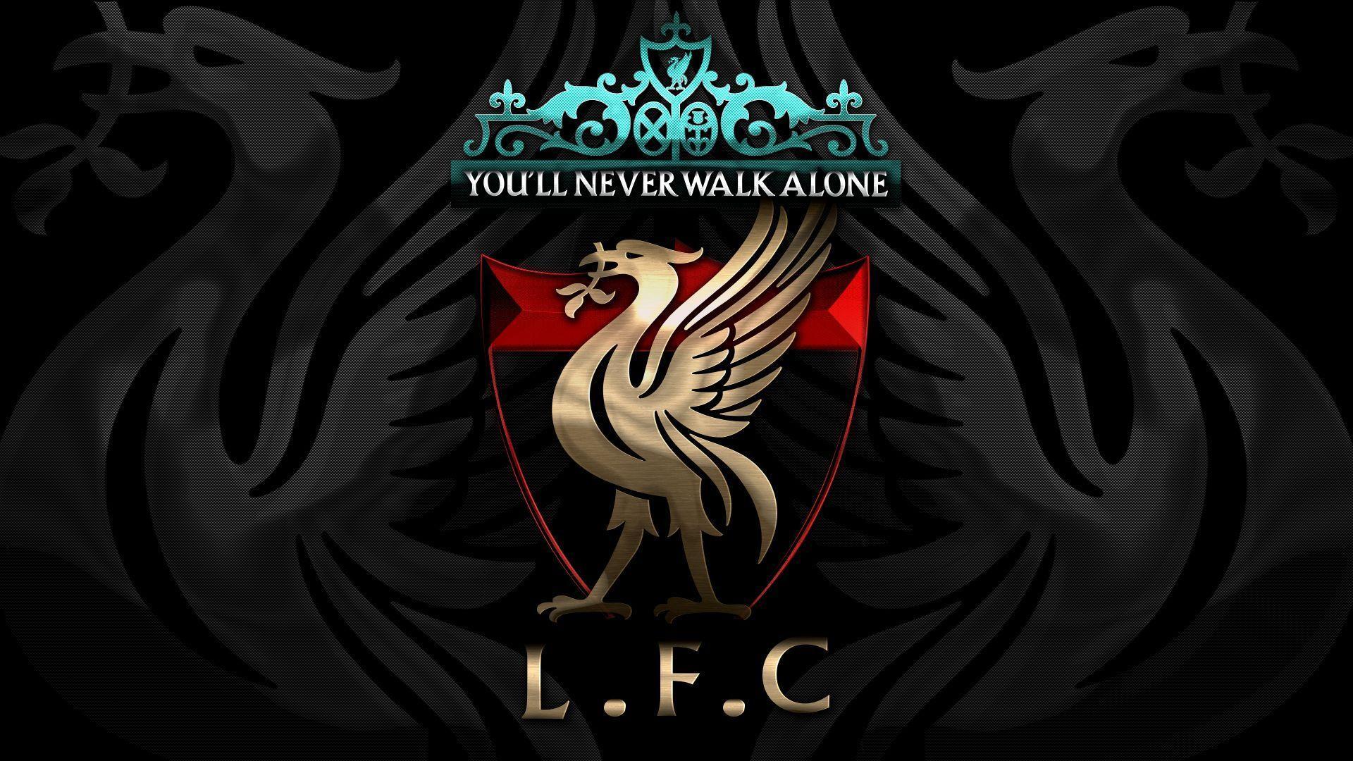 Wallpapers Logo Liverpool 2017 1920x1080