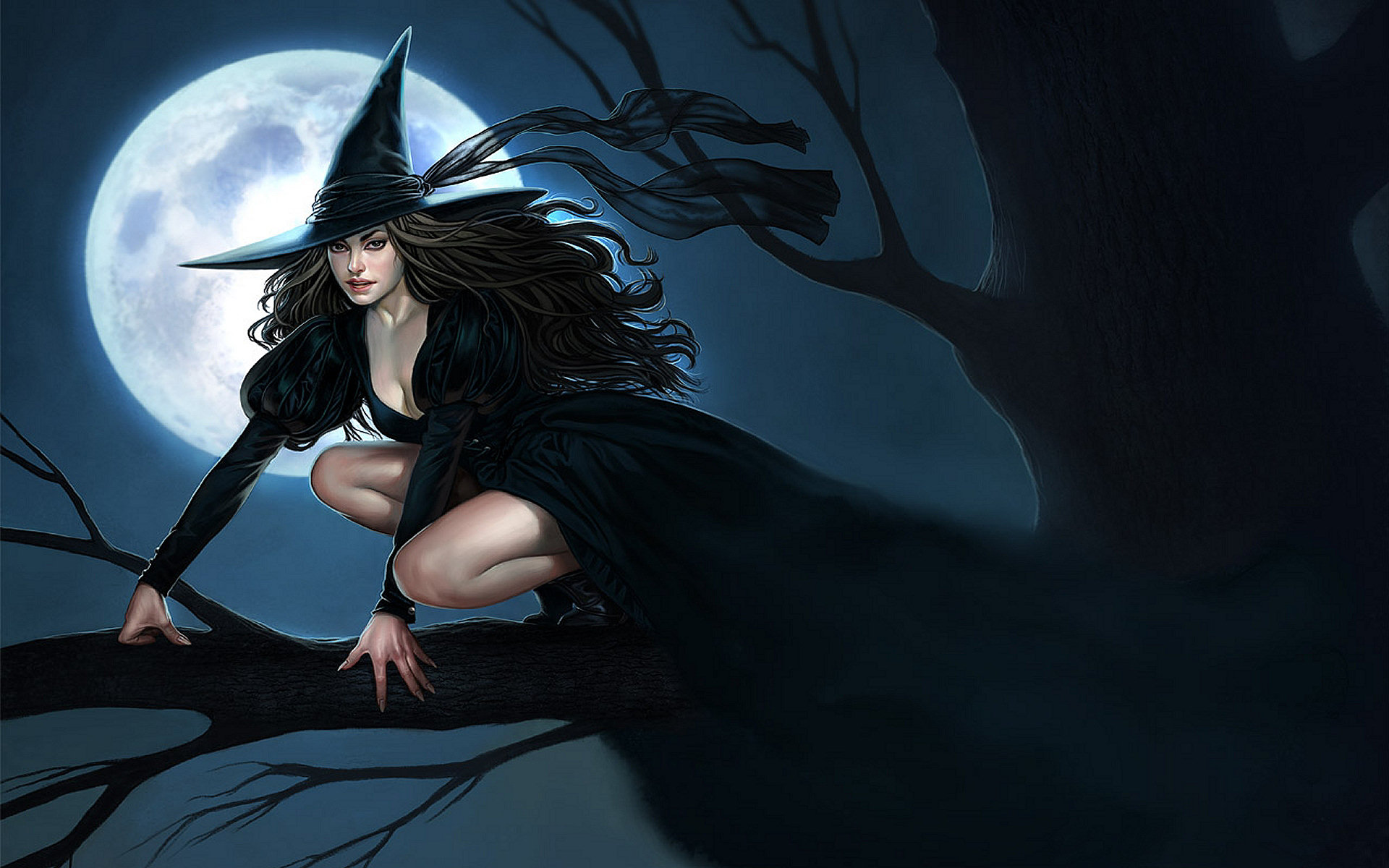 Witch Computer Wallpapers Desktop Backgrounds 1920x1200 ID194989 1920x1200