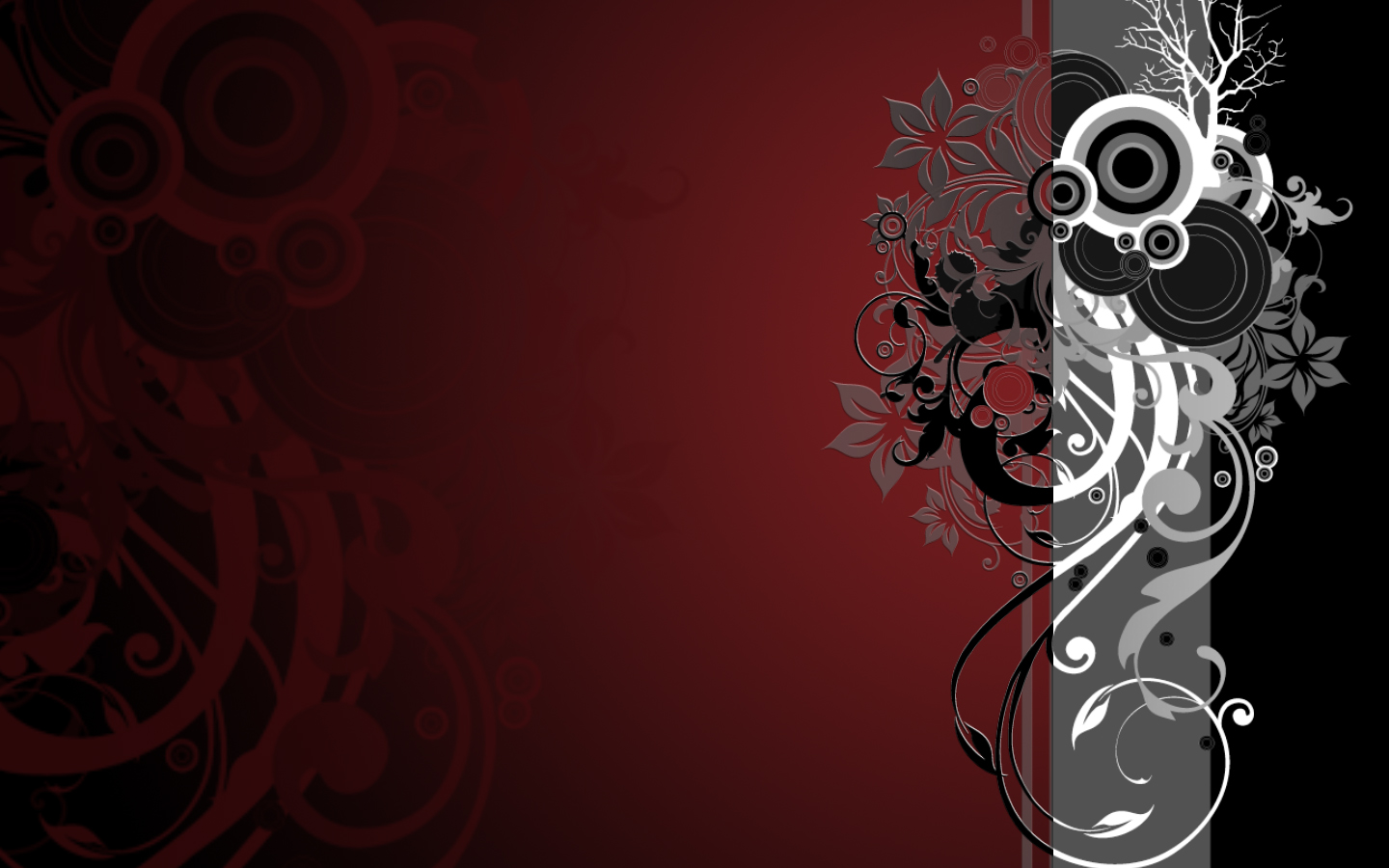 cool red and black backgrounds desktop cool red and black wallpapers 1440x900