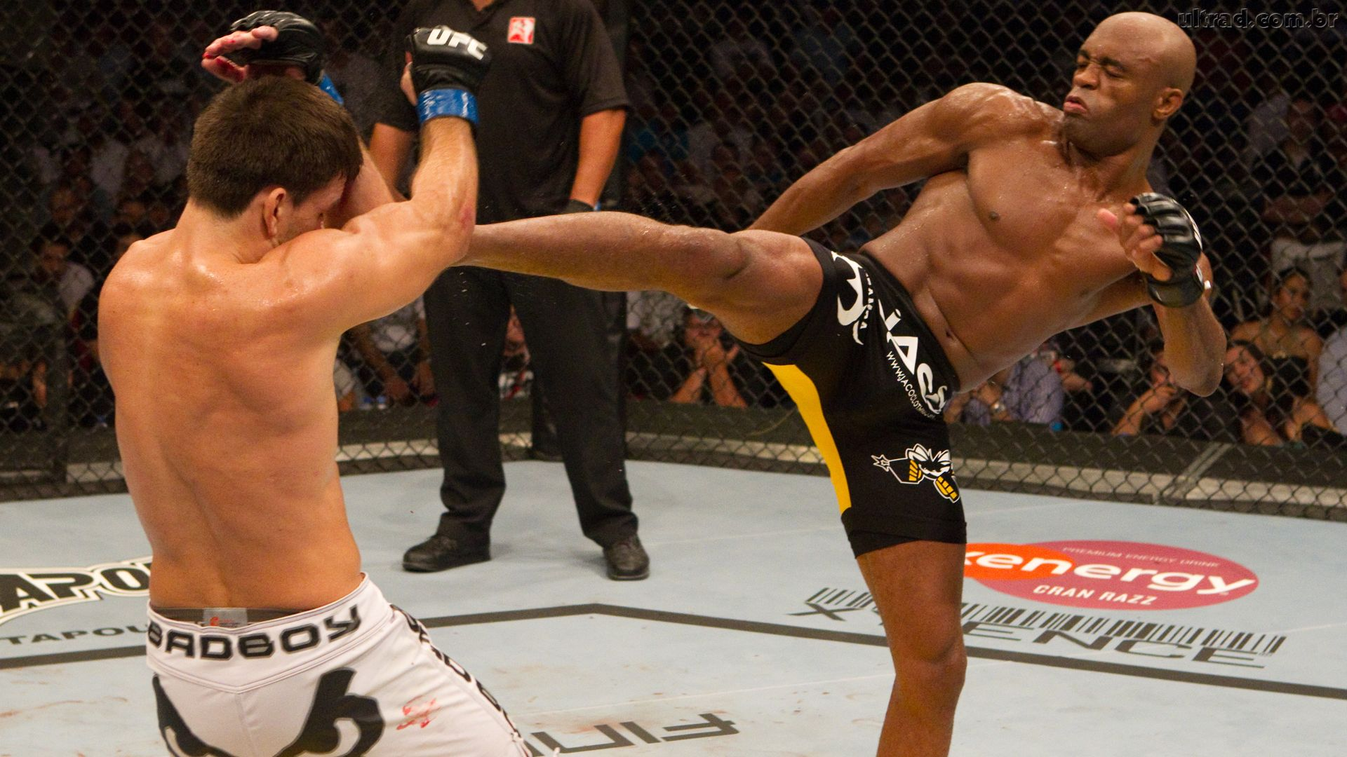 Anderson Silva Wallpaper Download 2014 1920x1080
