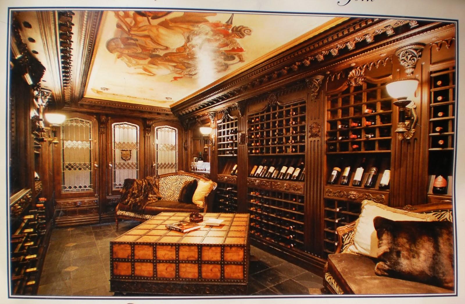 Wine Cellar Wallpaper Wallpapersafari