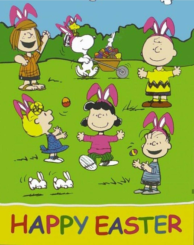 45 Charlie Brown Easter Wallpaper On Wallpapersafari