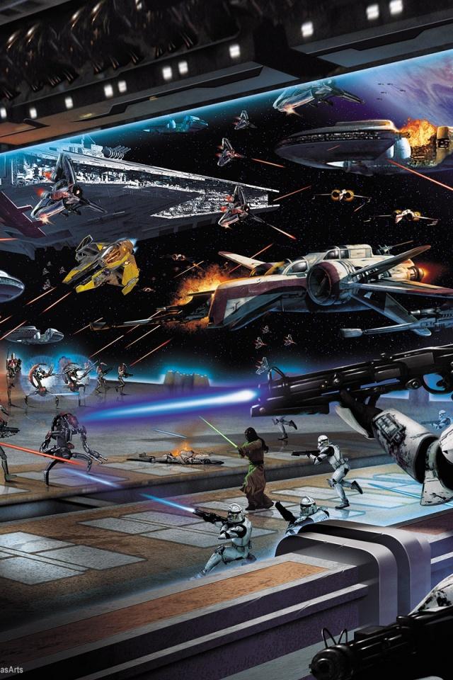 50+ Star Wars Battlefront 2 Wallpaper on WallpaperSafari